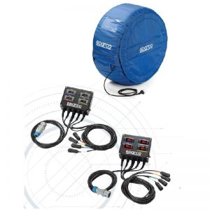 Sparco Tyre Warmers