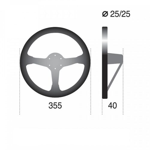 Sparco Sanremo Steering Wheels