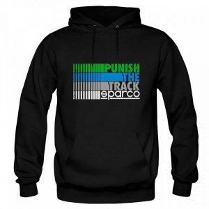 Sparco Hoodie Punish Teamwear