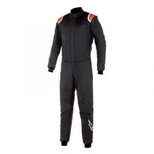 Hypertech Black-red Suit Front