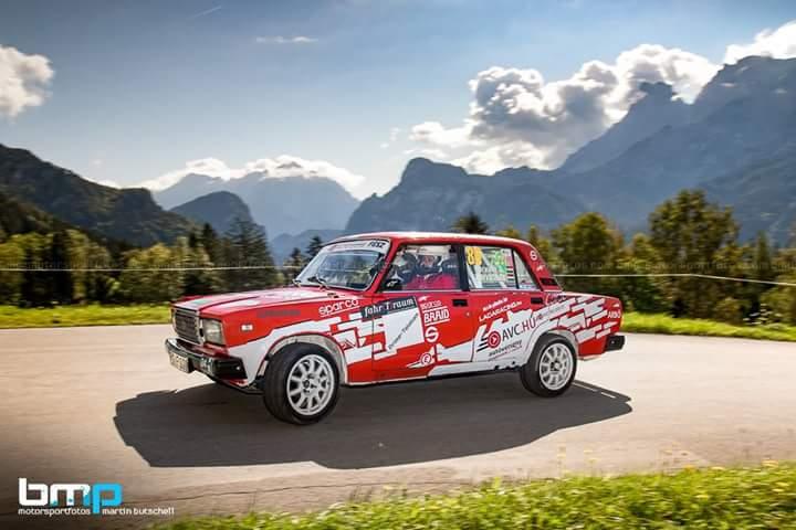 2018 Austrian Rally Legend