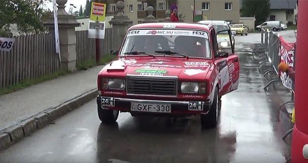 2018.09.13-16 Austrian Rally Legend