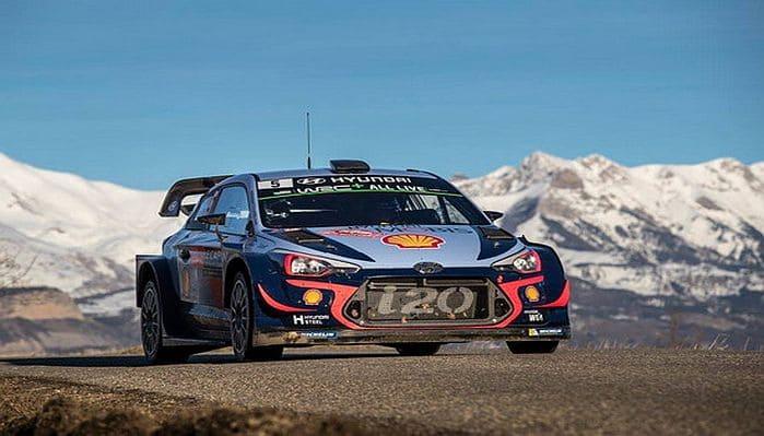 11 WRC autóval rajtol a szezon Monacoban