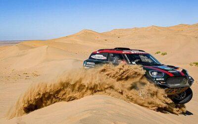Terranova átvette a vezetést a Dakaron