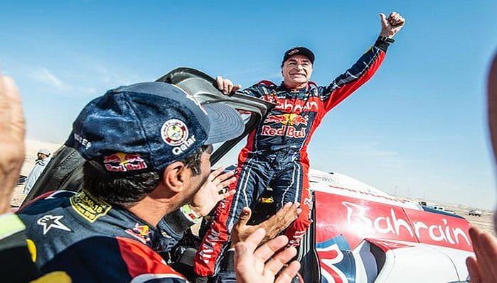 Sainz nyerte az első szaudi Dakart