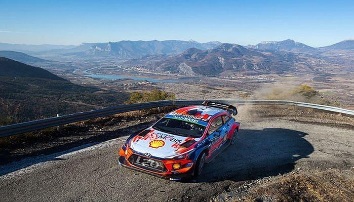 Öt autóval kezdi VB szezont a Hyundai