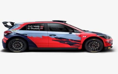 Kétautós csapatot indít a Hyundai a WRC2-ben