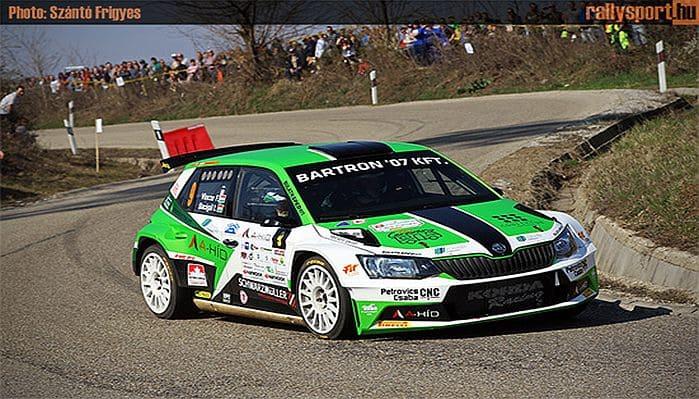 Itt az Eger Rally programja