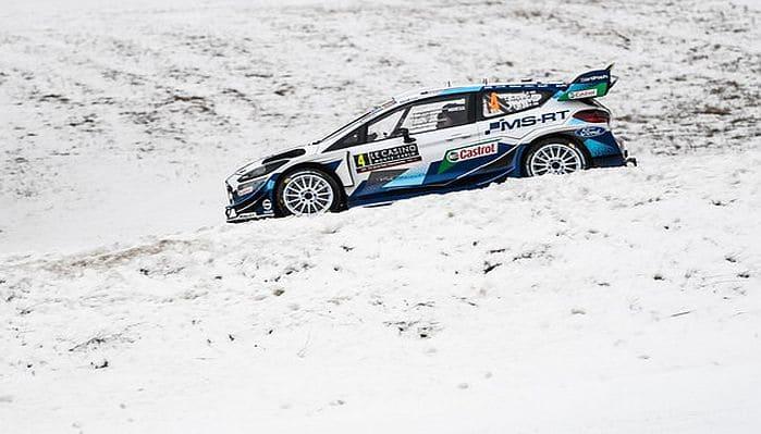 Dobogóra pályáznak az M-Sport finnjei Svédországban