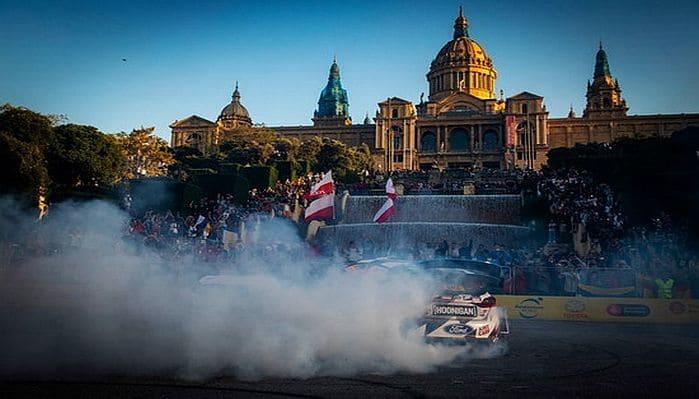 Ken Block visszatér a Mexico Rallyn