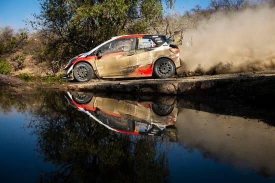 Ogier már szombaton megnyerte a Mexikó Rallyt