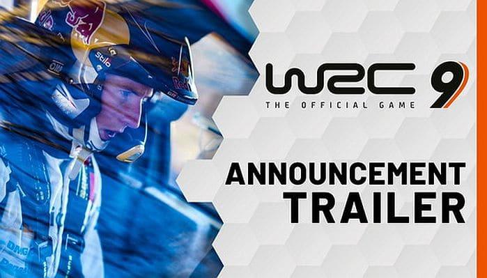 Szeptemberben debütál a WRC9