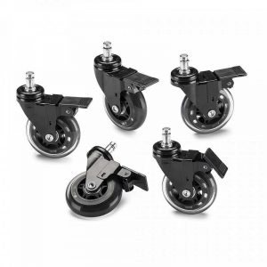 Sparco Pro Caster Wheels Office Chair Accessories