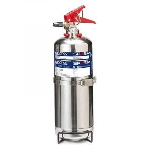 Sparco Extinguiser Technical