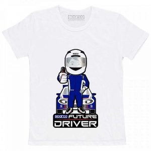 Sparco T-shirt Future Drive Child Clothes
