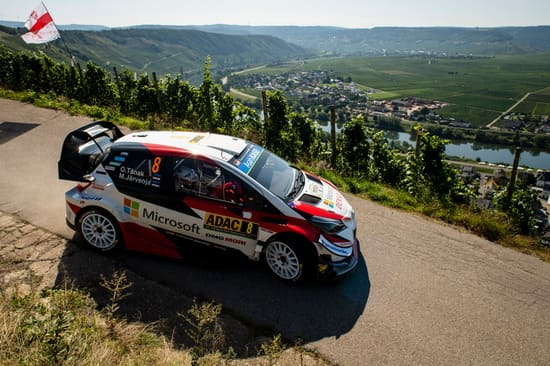 Németországban sem lesz idén Rally VB