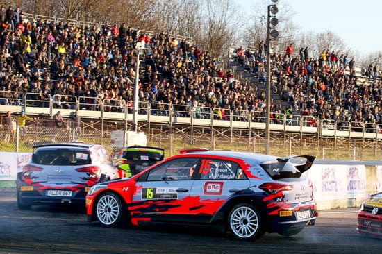 Itt a Monza Rally programja