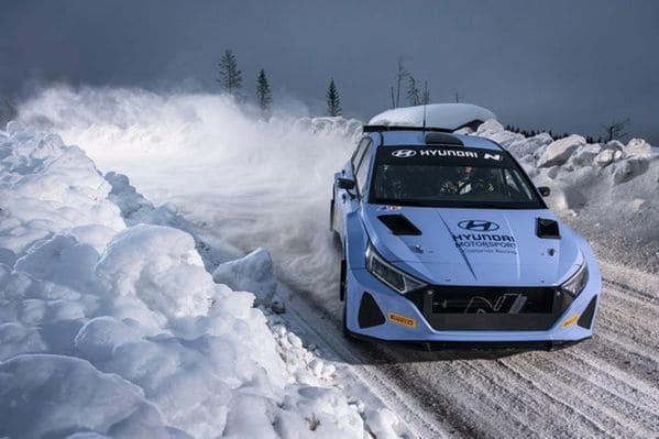 Téli teszt alá vetette legújabb autóját a Hyundai