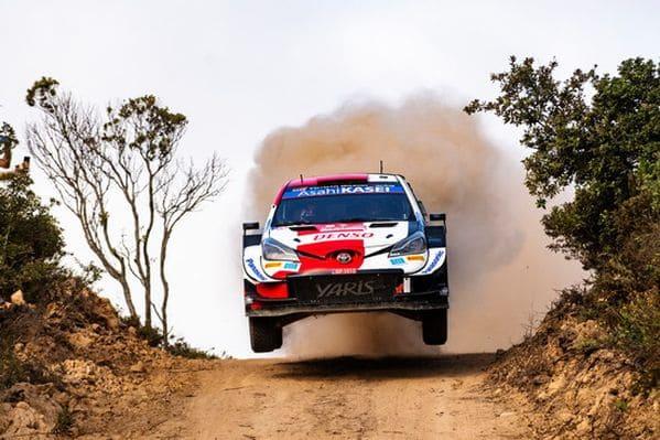 Toyota duplával zárult a Szardínia Rally
