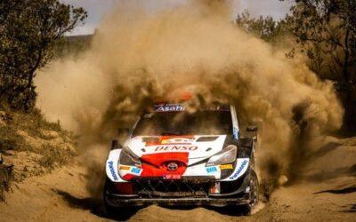 Kettős Toyota sikerrel zárult a Safari Rally
