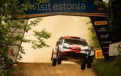 Rovanpera Észtországban felért a csúcsra